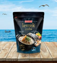 Dardanel Sea Bass Soup on Packaging of the World - Creative Package Design Gallery