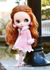 NEW! Neo Blythe Doll Bling Bling Party Fur Takara Tomy - Shipped by Air w/Track