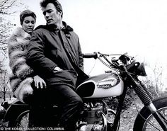 Clint Eastwood on a triumph