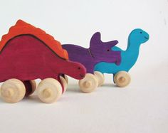Hey, I found this really awesome Etsy listing at https://www.etsy.com/listing/170569910/wooden-dinosaur-set-eco-children