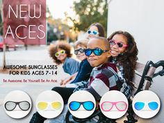 0a3ee2640f New Aces from Babiators for 7-14 year olds. Award-winning Babiators  Sunglasses