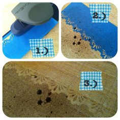 Make Your Own Painter's Tape Stencils  @ScotchBlue Painter's Tape Painter's Tape