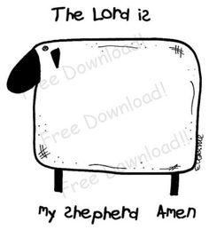 Free Primitive Patterns   Free Goods - Free Patterns - Sheeps, Crows and Critters - Free Lord is ...