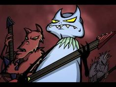 Slayer Cartoon - Criminally Insane