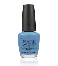 OPI  Nail lacquer in 'No Room For The Blues'