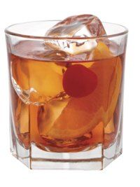Canadian Club Old Fashioned