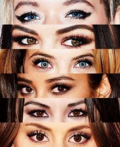 Can you guess the Liars eyes?