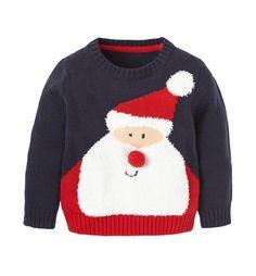 Santa Christmas Jumper £14 - £15 @ Mothercare