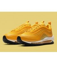 new product de535 bc0e9 Femme Air Max 97 Moutarde Moutarde-Chamois Or-Blanche