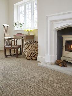 Local Flooring showroom Cheltenham, Gloucestershire Seagrass Carpet, Sisal Carpet, Wool Carpet, Plywood Furniture, Salons Cosy, Basement Carpet, Home Modern, Natural Carpet, Natural Flooring