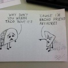 Mexican food humor