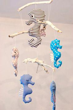 Seahorse Sewing Pattern PDF Softie Toy par binenstich sur Etsy