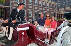 3 Day PA tour w/ kids. Great outline, use day 1 for sure Hotel ideas, Duck ride, Rocky Steps,