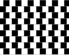 optical illusion black and white - Google Search