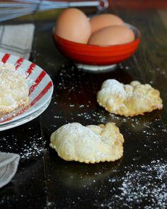 MERAVIGLIE DI IGINO MASSARI ricetta dolce di Carnevale
