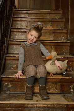Ravelry: Esme Childrens Jumper/Top pattern by Kari-Helene Rane