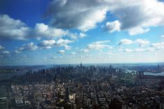 view of new freedom tower NYC