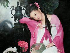 ~ Kiéra Malone ~ +++++AAAAAAAAAAAA+++++ https://es.pinterest.com/juljulj/geisha-kimono-art/