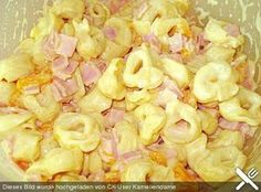 Schneller Tortellini - Party - Salat