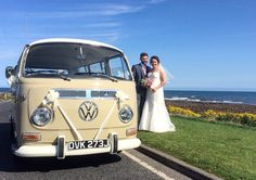 Congratulations to David and Amy photographed at St Marys Lighthouse (St Marys Island) VW Deluxe Weddings, Chauffeur driven VW Campervan wedding hire throughout the NorthEast, Northumberland, Tyne&Wear, and Durham.