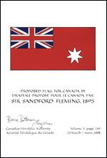 Letters Patent confirming the blazon of the Proposed Flag: Sir Sandford Fleming, 1895
