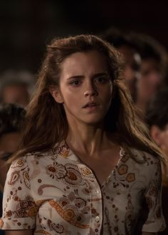 Emma Watson as 'Lena' in Colonia (2015)