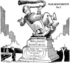 Dr Seuss World War II Political Cartoon 5