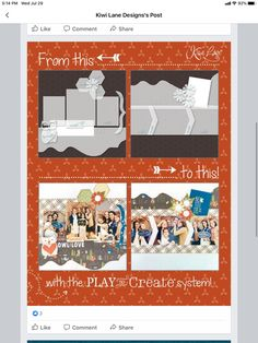 Kiwi Lane Designs, Polaroid Film, Scrapbooking, Frame, Wedding, Decor, Picture Frame, Valentines Day Weddings, Decoration