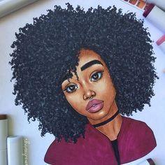 Resultado de imagem para d3s3nho d3 meninas negras