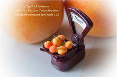 Tiny Ter Miniatures Summer Peaches - Melocotones de verano