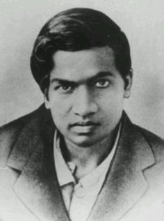 Srinivasa Ramanujan (1887-1920) was an Indian mathematician and autodidact who, with almost no formal training in pure mathematics, made extraordinary contributions to mathematical analysis, number theory, infinite series, and continued fractions.