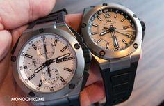 IWC Ingenieur Dual Time IW326403