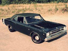 1968 Dodge Dart GSS 440.
