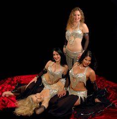 Belly dancers, Portland, OR  U.S.