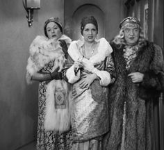 Ethel, Lucy, and Fred borrow quick change outfits from a Vaudevillian to try and get Ricky his job back at the Tropicana that he is no longer playing at by refusing o stay. The trio show up three or four times, in different drag <3