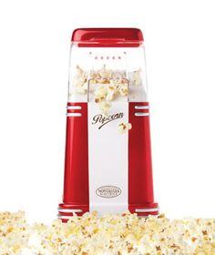 Mini Retro Popcorn Machine    To buy: from $18, jcp.com.