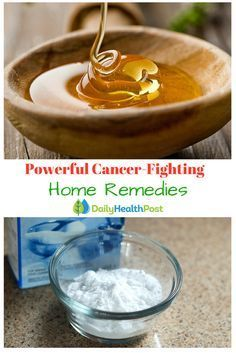 Not Even Cancer Can Stand Up To This Combination of Honey And Baking Soda #home#remedies