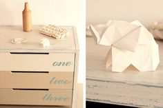 Crea Decora Recicla by All washi tape | Autentico Chalk Paint: TRES PASOS AUTENTICO CHALK PAINT