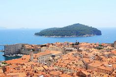 http://Walking the Ancient City Walls of Dubrovnik