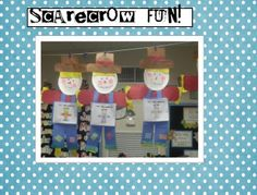 Scarecrow Fun! and a FREEBIE!
