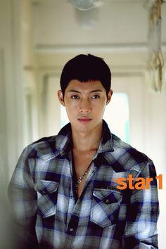 Kim Hyun-joong // AtStar1 // August 2013