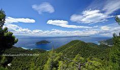 Skopelos' view