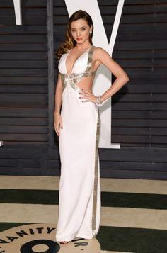 Miranda Kerr - Oscars 2015
