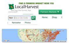 Meet community farmers with a visit to your farmers market.