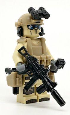 Lego Soldiers, Lego Ww2, Lego Custom Minifigures, Lego Minifigs, Nerf Accessories, Lego Zombies, Lego Kits, Arte Cyberpunk, All Lego