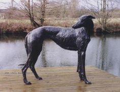 Garden Sculptures By Stuart Anderson Http Www Redraggallery Co