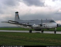 Germany - Navy 61-03 Breguet 1150 Atlantic by henk miedema