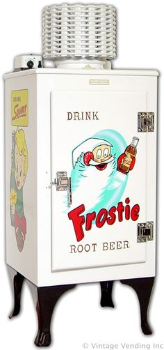 Anyone remember Frosty Rootbeer?