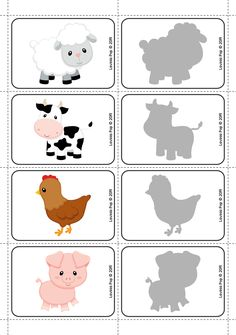 icu ~ Farm Preschool Centers ~ This Pin was discovered by Lavinia Pop. Toddler Learning Activities, Preschool Learning Activities, Preschool Worksheets, Infant Activities, Animal Activities, Farm Animals Preschool, Preschool Centers, Community Helpers Preschool, Kids Education