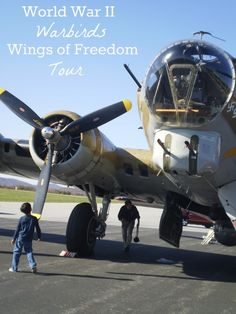 World War II Warbirds: Wings of Freedom Tour